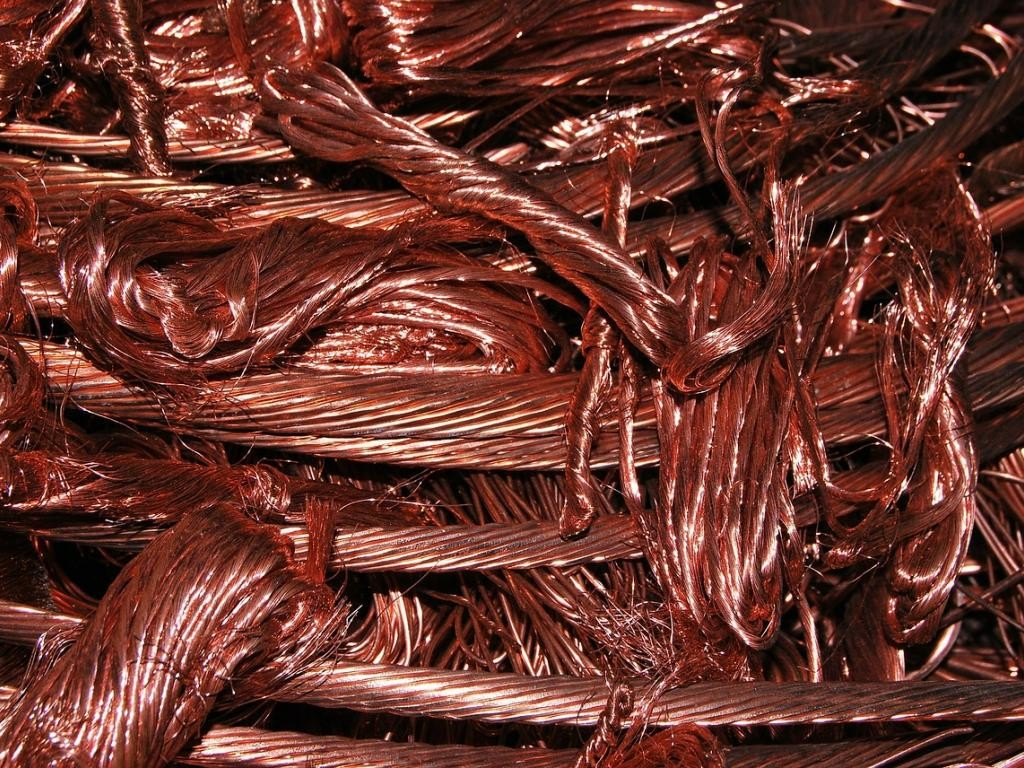 Electric Vehicles Electrifying Copper - The Metal of the Future