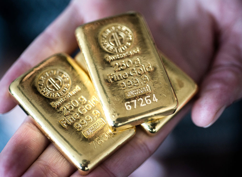 Physical Gold - The Only Antidote to the Poison created by Central Bankers