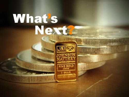 """Outlook for Gold and Silver Stronger """"NOW"""" than has been for Several Months"""