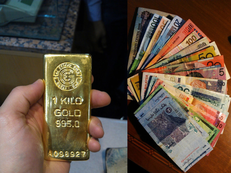 Trying To Price Gold In Paper Currencies Is Financial